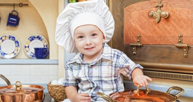 W kuchni liczy się każda pomoc